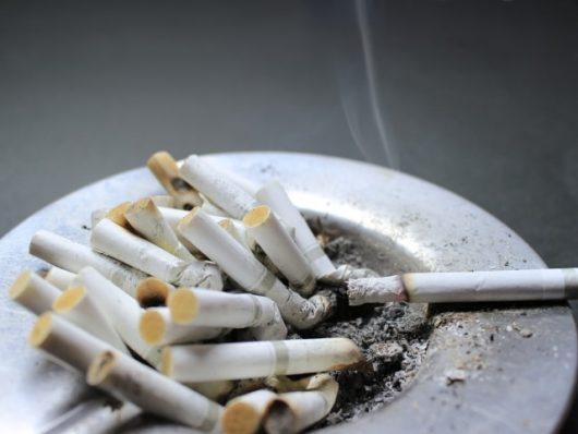 喫煙イメージ図