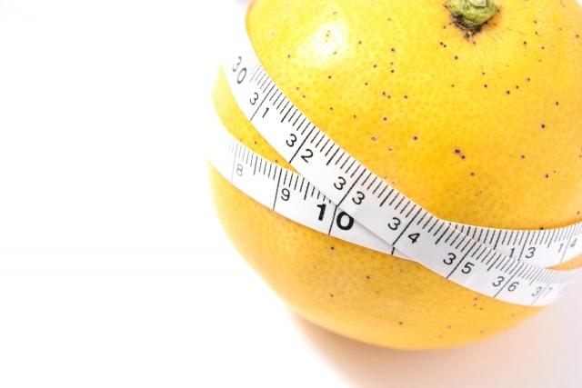 痩せた果物
