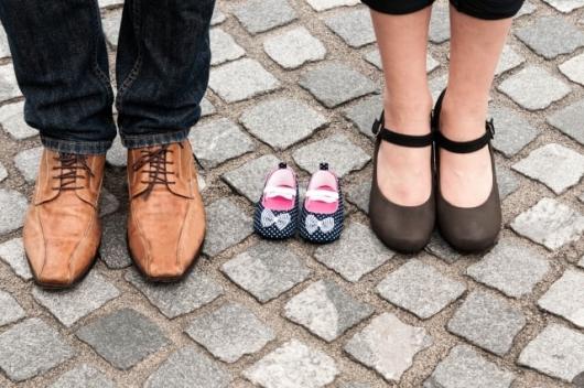 子供用の靴