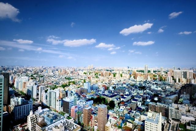 都会のイメージ