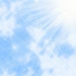 太陽の光イメージ